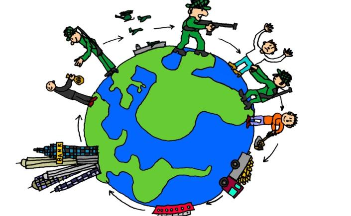 Kulturelle Globalisierung Referat